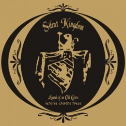 SILENT KINGDOM ‎– Legend Of An Old Grave LP