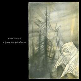 STEVE VON TILL – A Grave Is A Grim Horse LP