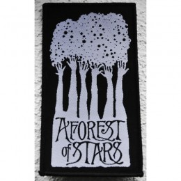 A FOREST OF STARS - logo