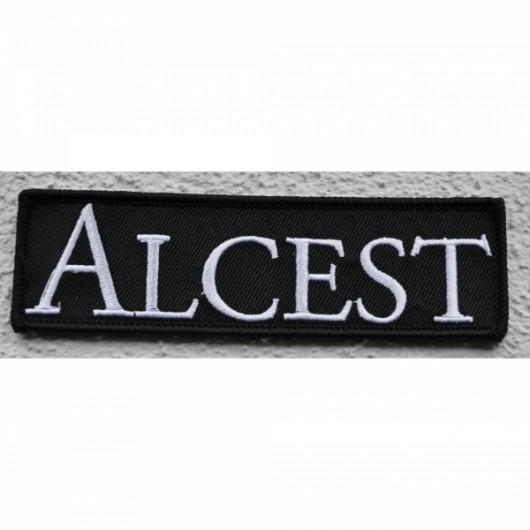 ALCEST - logo