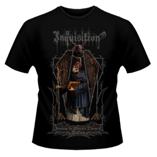 INQUISITION -  Invoking the Majestic Throne