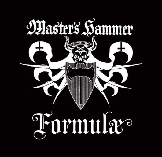 MASTER'S HAMMER - Formulae [nášivka]