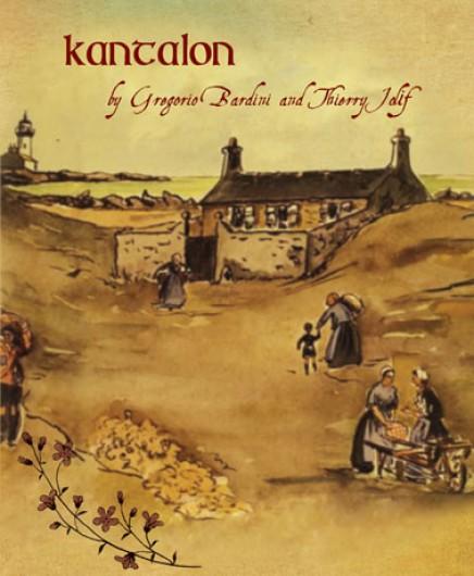 GREGORIO BARDINI and THIERRY JOLIF – Kantalon