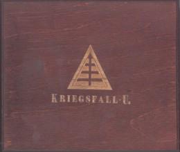 KRIEGSFALL - U. - Kriegsfall - U. WOODEN BOX