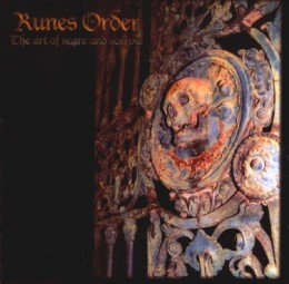 RUNES ORDER ‎– The Art Of Scare And Sorrow