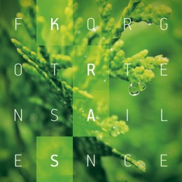 FORGOTTEN SILENCE  - Kras CD